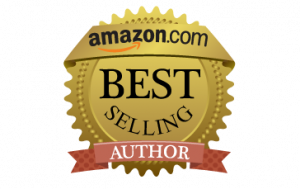 amazon best selling author logo