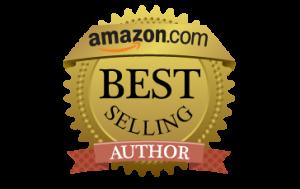 amazon best selling author logo