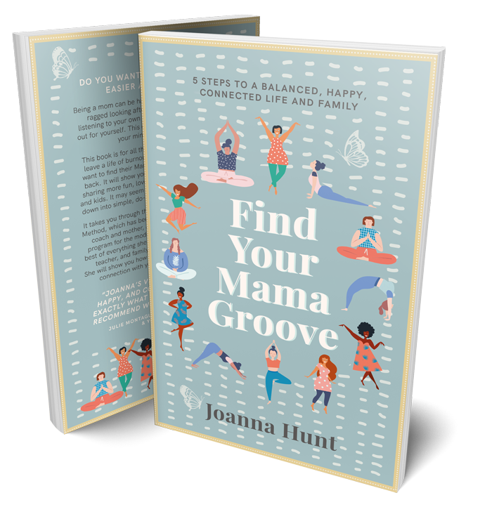 find your mama groove printed book by joanna hunt