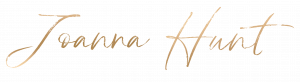 joanna hunt logo gold
